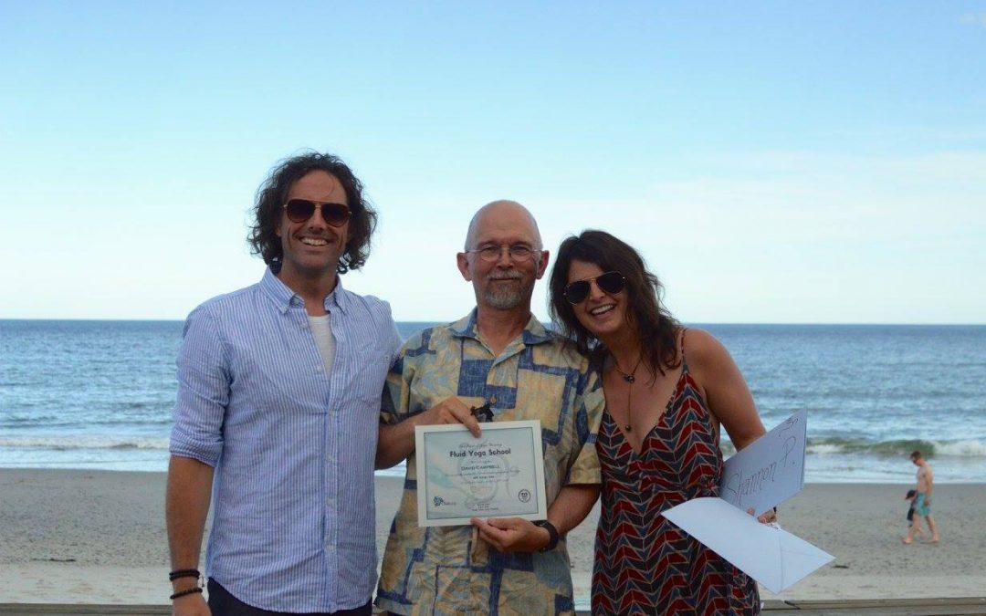 Meet a Samudra Instructor: David Campbell