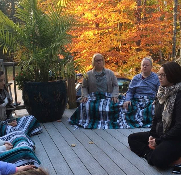 Guest Blogger: Judi shares her retreat experience