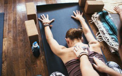 10 Minute Home Practice – Self Care Throwdown Week One