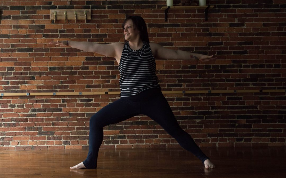 Sarah L Shares About Her Yoga Journey